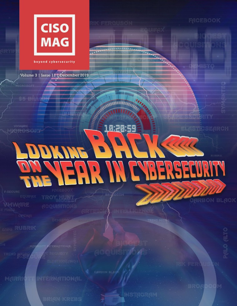 Looking Back on the year in Cybersecurity