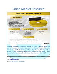 Orion Market Research Report
