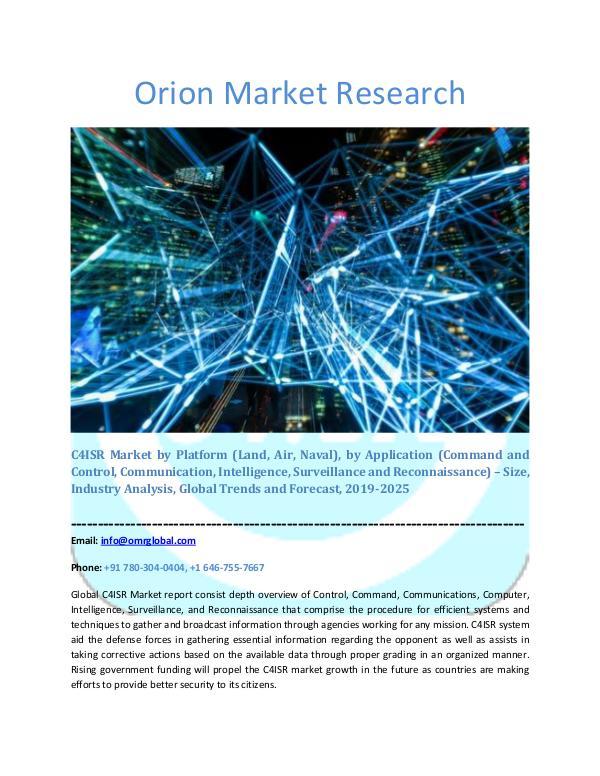 C4ISR Market