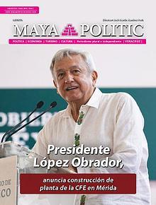 Maya Politic Veracruz #19 / Junio 2019