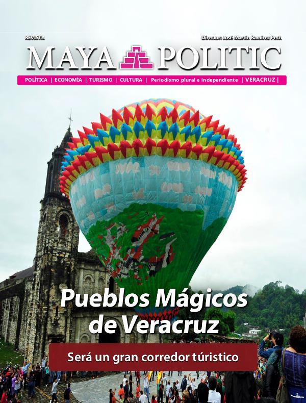 Maya Politic Veracruz #21 de Agosto 2019 Maya Politic Veracruz #21 de Agosto 2019 - Web