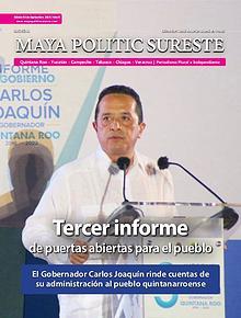 Maya Politic Sureste #93 Septiembre 2019