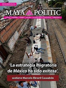Maya Politic Veracruz #22 Septiembre 2019