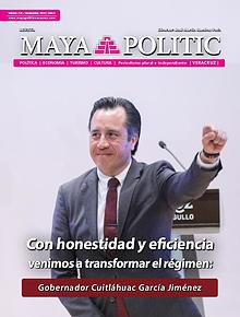 Maya Politic Veracruz No. 24 de Noviembre 2019