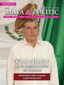 Maya Politic Tabasco No. 84 de Noviembre 2019