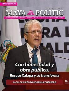 Maya Politic Veracruz No. 25 de Diciembre 2019