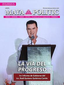 Maya Politic Tabasco 85 Diciembre 2019