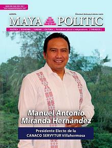 Maya Politic Tabasco #86 Enero 2020