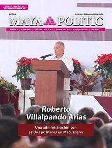 Maya Politic Tabasco Febrero 2020
