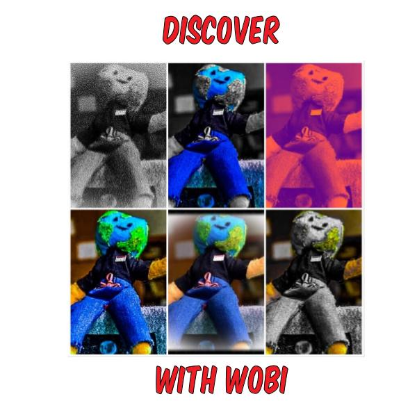DİSCOVER WITH WOBI Discover With Wobi