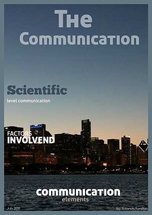 Communication Magazine