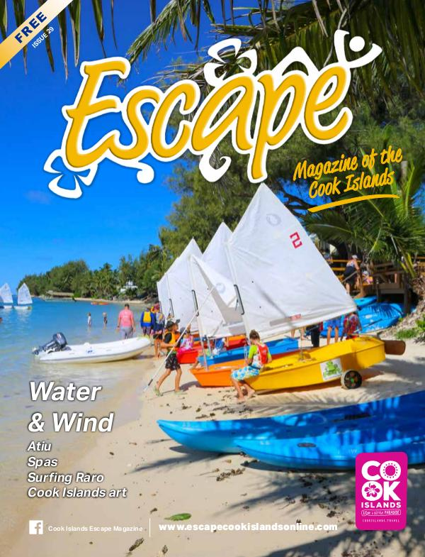 Escape Magazine ESCAPE 29
