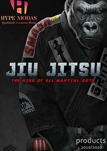 catálogo Jiu-Jitsu 2019/2020 Hype Modas