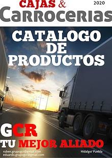 Catalogo GCR