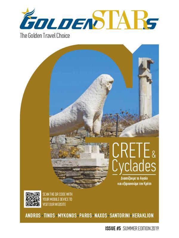 Golden Star Magazine Summer Edition 2019 Crete & Cyclades