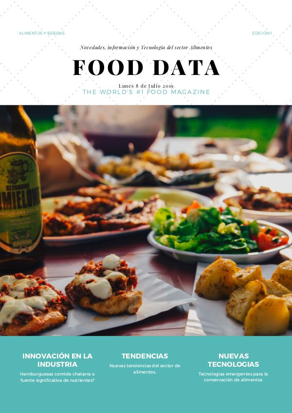 Food Data Revista Digital 1