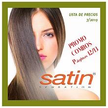 Catálogo Satin Sensation Argentina Julio 2019