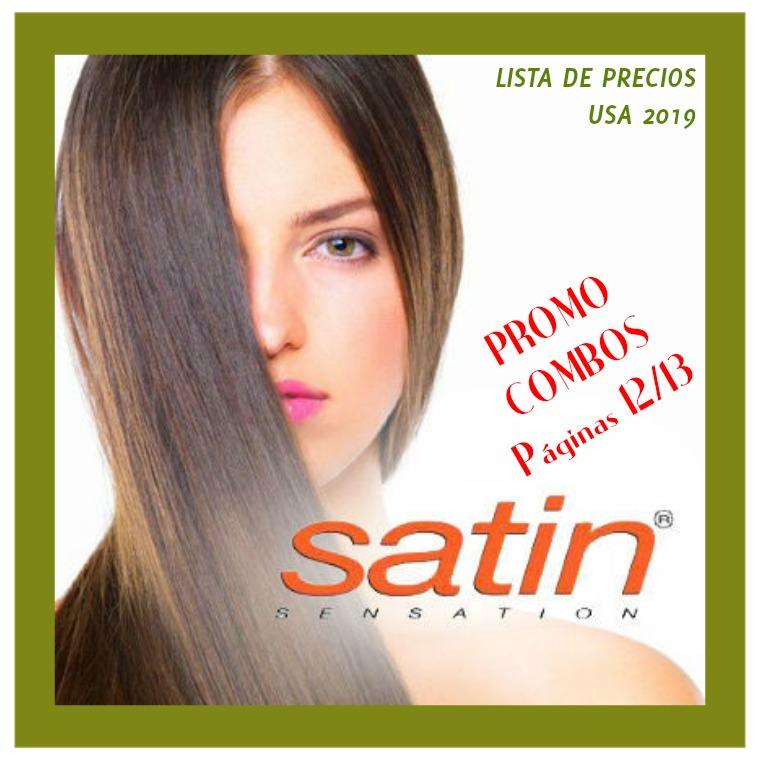 Catálogo Satin Sensation USA, catálogo de productos 2020
