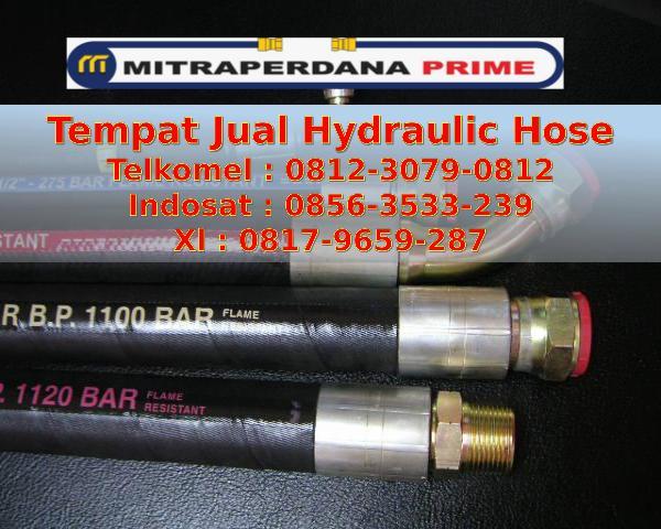 Harga Selang Hidrolik Angin Alat Berat 0817-9659-287, Selang Alat Berat Compactor