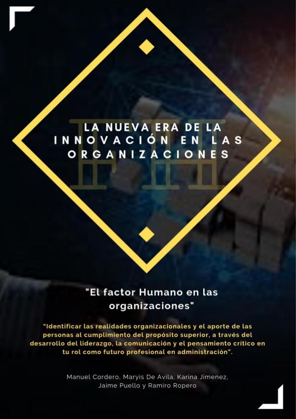 """Aldea Global 1 - Excolcar Sesión Tres Libro de """"La nueva era de la innovación en las org"""