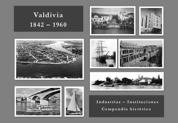 Valdivia industrial: 1842-1960 Valdivia - Archivo - Industrial