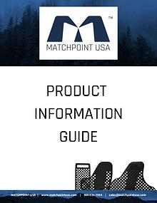 MatchPoint USA Product Information Guide