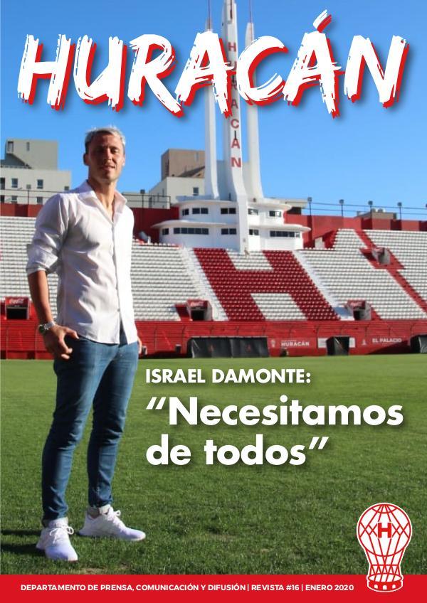 Revista Huracán - Edición número 16 Enero 2020