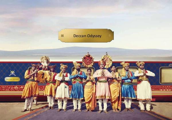 Deccan Odyssey India, Best Royal Palace Train in India Deccan Odyssey India, Best Royal Palace Train