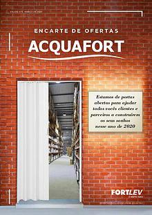 Catalogo Geral de Produtos - Acquafort
