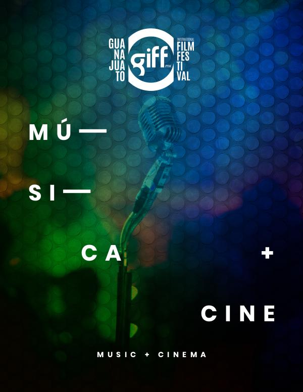Catálogo General GIFF 2019 Música + Cine