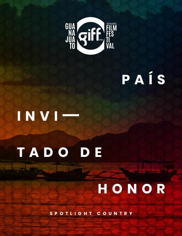 País Invitado de Honor: Filipinas
