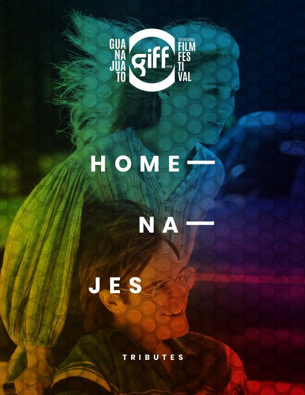 Catálogo General GIFF 2019 Homenajes