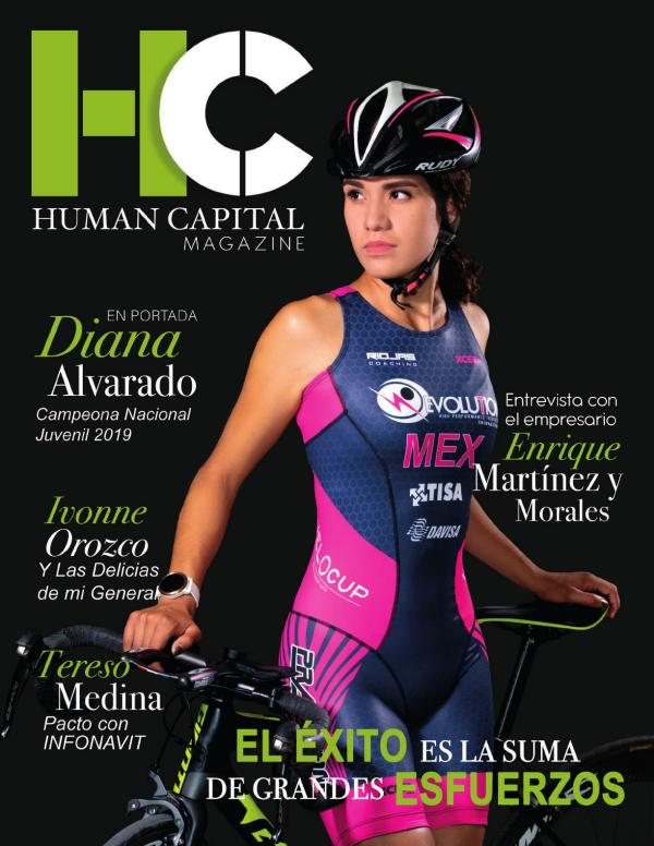 HC HUMAN CAPITAL MAGAZINE HUMAN CAPITAL Junio 2019
