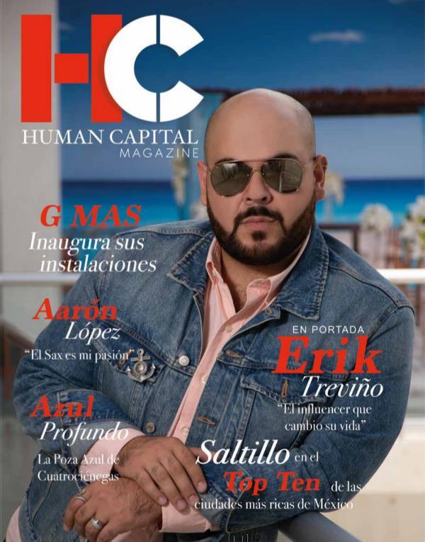 HC MAGAZINE HUMAN CAPITAL AGOSTO 2019