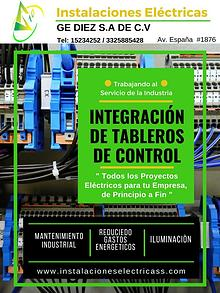 Revista de Instalaciones Eléctricas Ge Diez