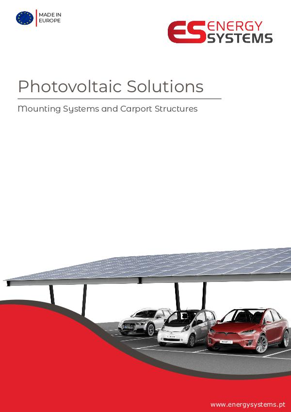 Energy Systems Catalogue Energy Systems Catalogue