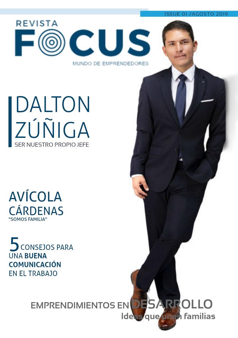 Revista Focus Mundo de emprendedores