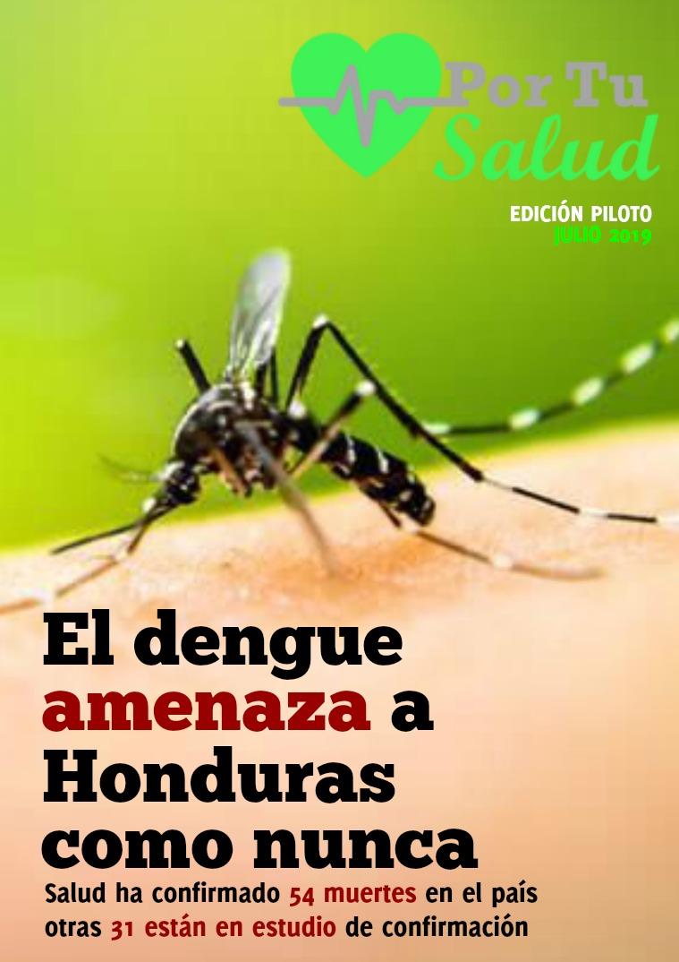 Revista Por Tu Salud Edición Piloto