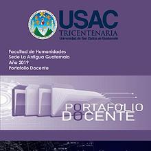 Portafolio Docente Humanidades USAC 2019-2020