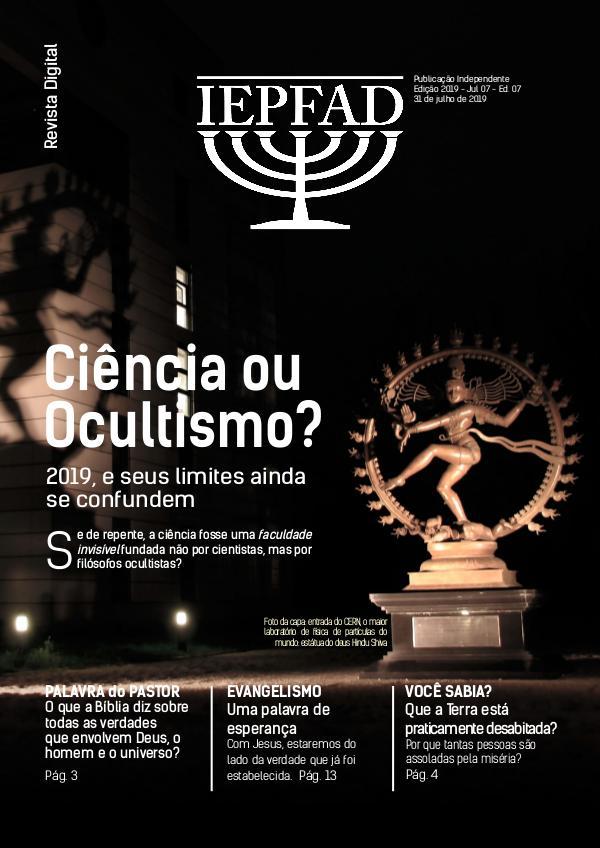 Revista Eletrônica IEPFAD Ed.7 - jul. 2019