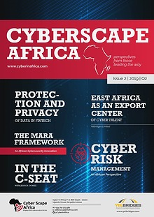CyberScape Africa Magazine