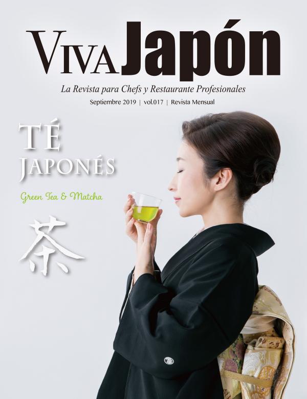 VIVA JAPÓN magazine Septiembre issue vol.017