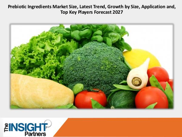 The Insight Partners Prebiotic Ingredients Market