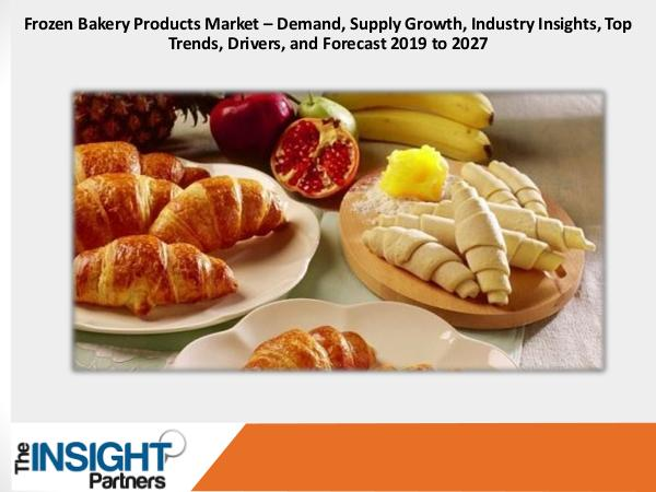 Frozen Bakery Products Market