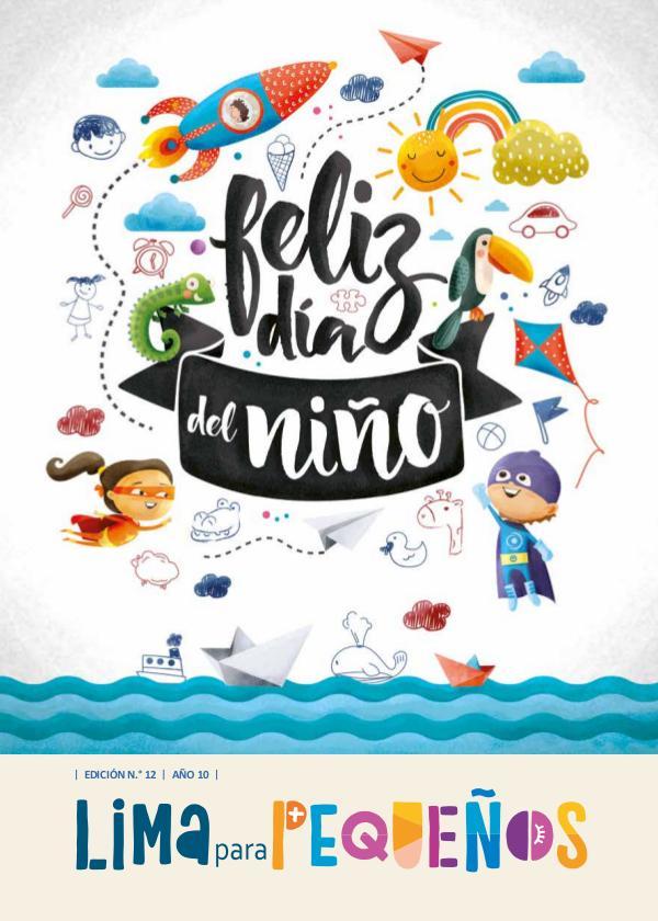 Lima para Pequeños Revista por el Día del Niño