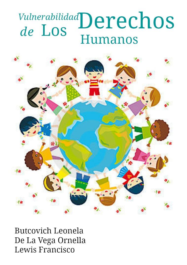 Vulnerabilidad de los DD.HH Vulnerabilidad de los derechos humanos