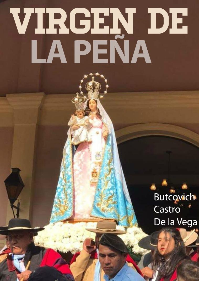 Virgen De La Peña-Proyecto Asistencia al Peregrino La Virgen de la Peña