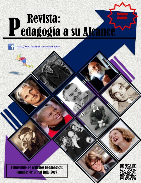 Revista Pedagogìa a su Alcance Revista Pedagogía a su Alcance MBC 01082019