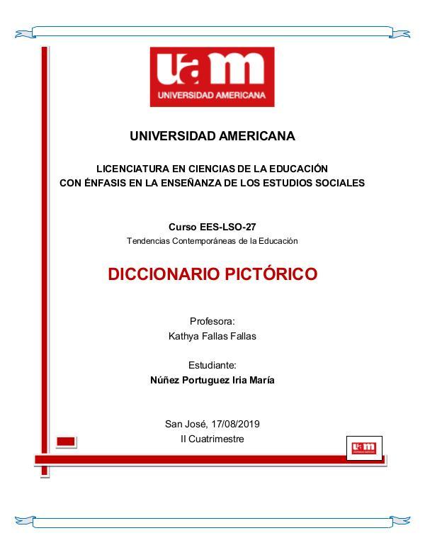 Diccionario Pictórico Tendencias Contemporáneas de la Educación UAM DICCIONARIO_PICTORICO_UAM_TENDENCIAS_EDUCACION