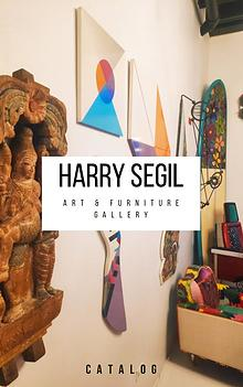 HARRY SEGIL ORIGINALS CATALOG